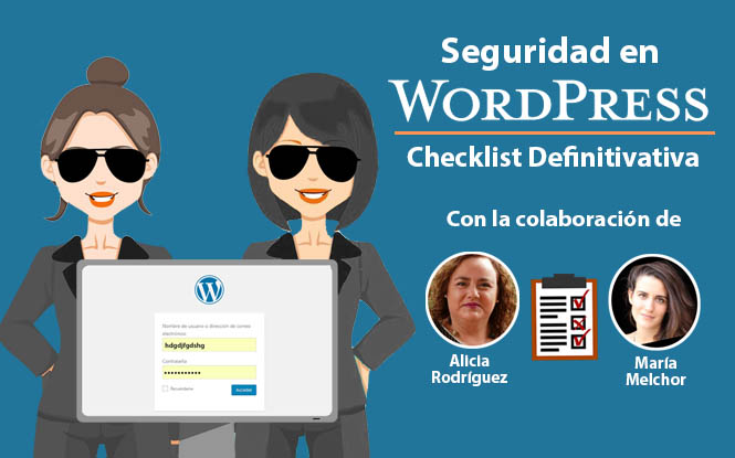 Seguridad de WordPress | Checklist Definitiva