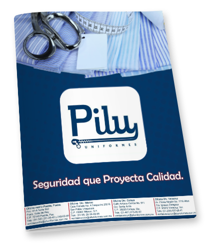 Catalogo de Pilu Uniformes Industriales